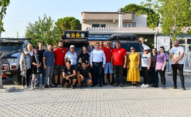 Mustafakemalpaşa Belediyesi Orman Seferberliği başladı