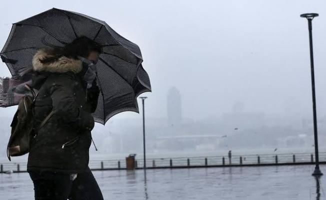 Bursa Valiliğin'den fırtına uyarısı