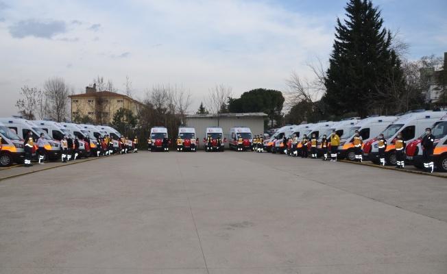 Bursa'ya 6 Yeni Acil Sağlık Hizmetleri İstasyonu