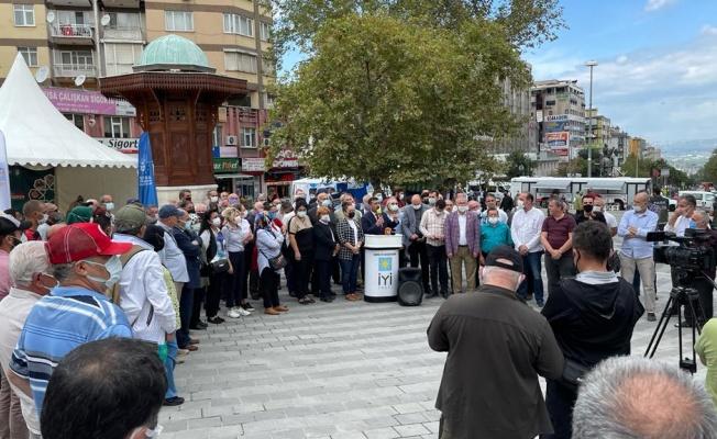İYİ Parti Emek-Şehir Hastanesi metro hattı ihalesinin peşini bırakmıyor