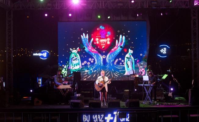 Nilüfer +1 Güz Konserlerinde açılışı Kalben yaptı