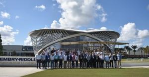 BTSO üyeleri dünyanın en önemli uzay ve havacılık merkezinde