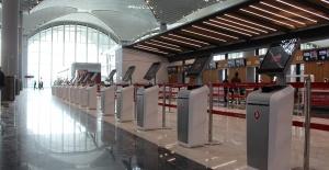 İstanbul Havalimanı'nda Yolcuları İlk Emse Karşılayacak