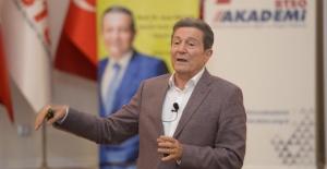 Prof. Dr. Acar Baltaş Bursa İş Dünyası ile Buluştu