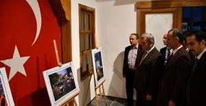 ''İNEGÖL'DEN YEMEN'E'' FOTOĞRAF SERGİSİ TÖRENLE AÇILDI