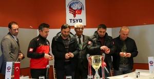 TSYD ANKARA ŞUBESİ ' İLHAN AĞABEY FUTBOL TURNUVASI'' KURALARI ÇEKİLDİ