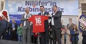 NİLÜFER'İN KALBİ FETHİYE'DE ATIYOR