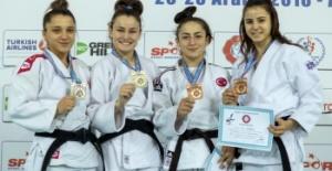 Osmangazili Judoculardan Milli Mesai