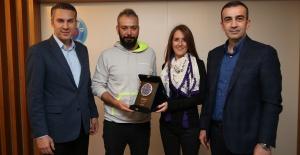 Kaan Kayabalı TÜGİAD Ankara'nın Konuğu Oldu