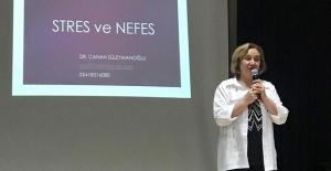 ENGELLİLERE 'NEFES EĞİTİMİ'