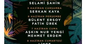SELAMİ ŞAHİN, BÜLENT ERSOY VE FATİH ÜREK BAYRAM'DA GALA'DA!