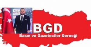 Basın ve Gazeteciler Derneği Bayram...