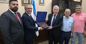 Mobilyacılardan Özbekistan Çıkarması