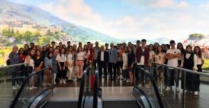 BATI TRAKYALI GENÇLERİN 'FETİH' YOLCULUĞU