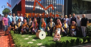 MODOKO'DAN 7 ÜLKEDE HALK OYUNLARI FESTİVALİ