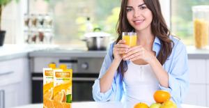 %100 Meyve Suyu İçen Çocuklar Daha Çok Meyve Sebze Yiyor