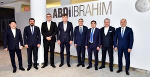 ABDİ İBRAHİM'DEN, KAZAKİSTAN'DA 30 MİLYON DOLARLIK EK YATIRIM MÜJDESİ