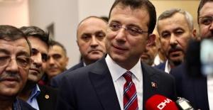 """BAŞKAN İMAMOĞLU: """"SU ZAMMINI ELEŞTİRENLER, DOĞALGAZ VE YAKIT ZAMLARINA BAKSIN!"""""""