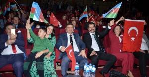 BURSA#039;DA AZERBAYCAN#039;IN UYANIŞI...
