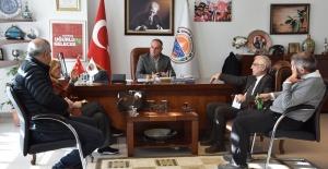 Başkan Sertaslan: Körfezin zarar görmesine seyirci kalamayız