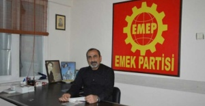 EMEK PARTİSİ BURSA İL BAŞKANI MESS...