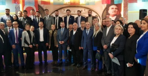 İyi Parti Nilüfer'e Yoğun Katımlı Yeni Üyeler