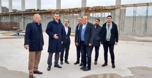 Başkan ve vekillerden Mustafakemalpaşa'ya yakın ilgi