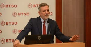 BTSO'da 2020 Yılının İlk Meclis Toplantısı Gerçekleştirildi