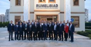"""""""Bursa, En Yüksek Dış Ticaret Fazlası Veren Kent Kimliğini Koruyor"""""""
