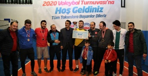 EĞİTİM-BİR-SEN 2020 VOLEYBOL TURNUVASI...