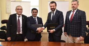 BTSO ve Özbekistan İpekçilik Bakanlığı İş Birliği Protokolü İmzaladı