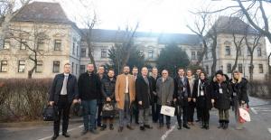 Bursalı Otomotivciler Macaristan'da