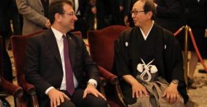 """İMAMOĞLU: """"JAPONYA İLE DEPREM KONUSUNDA İŞ BİRLİĞİ YAPIYORUZ"""""""