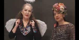 SUZAN KARDEŞ MELEK KANADIYLA SAHNEDE!