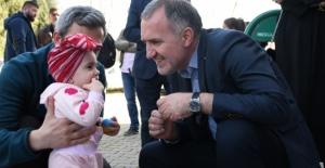 BAŞKAN TABAN BELEDİYE HALK DANSLARI...