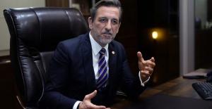 """BAŞKAN BURKAY:""""TALEPLERİMİZ DESTEK PAKETİNDE YER ALDI"""""""