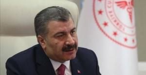 Türkiye#039;de koronavirüs raporu:Toplam...