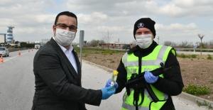 BAŞKAN KANAR POLİS HAFTASINI UNUTMADI