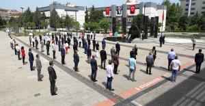 NİLÜFER'DE 19 MAYIS GURURU YAŞANDI