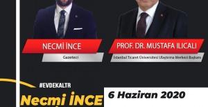 MANŞETX TV'DE İNCE BAKIŞ'IN 18:00'DEKİ KONUĞU PROF. DR. MUSTAFA ILICALI