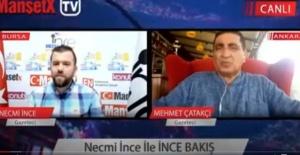 Mehmet Çatakçı'dan İnce Bakış'a ÇOK ÖZEL Açıklamalar