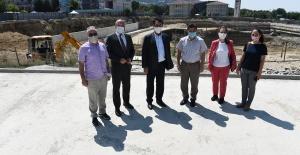 BTÜ'den Osmangazi Meydanı'na Tam Not