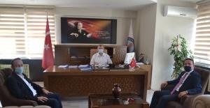 AK Parti Bursa Milletvekili Ödünç'ten önemli ziyaret
