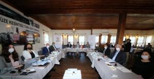 BEBKA Ağustos ayı toplantısı Bilecik'te yapıldı