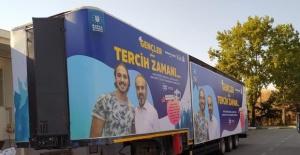 Bursa Büyüşehir'le üniversite tercih zamanı