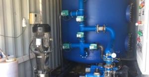 Bursa'da Esence ve Eşkel'e içme suyu desteği