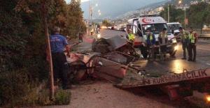 Bursa'da feci kaza! 2 kişi vefat etti