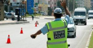 Bursa'da trafikte makasa ceza!