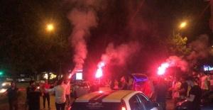 Bursa'da virüse davetiye çıkaran asker uğurlaması!