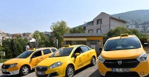 Bursa Dobruca Taksi Durağı yenilendi